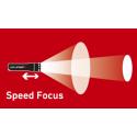 Lampe de poche LED Lenser Speed focus rechargeable P7R FLASHLIGHT