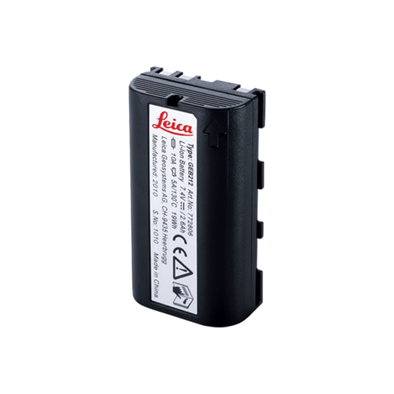 Batterie GEB212, Lithium Ion battery, 7.4V/2.6Ah, chargeable.