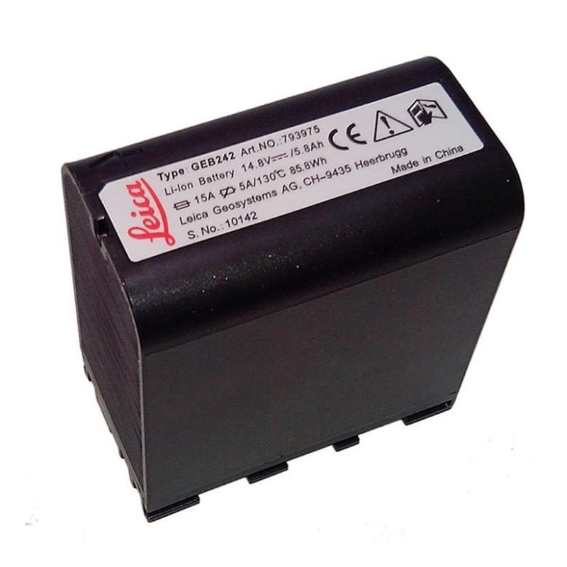GEB242 Battery int. Li-Ion 14.8V/5.8Ah