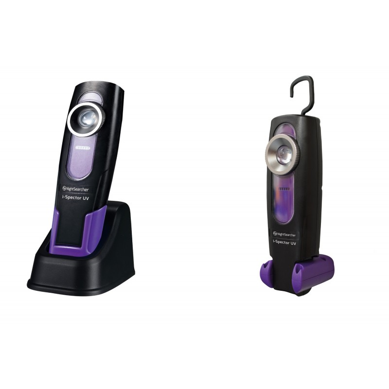 Lampe torche UV I-SPECTOR UV Traceur de fuites DETECT+