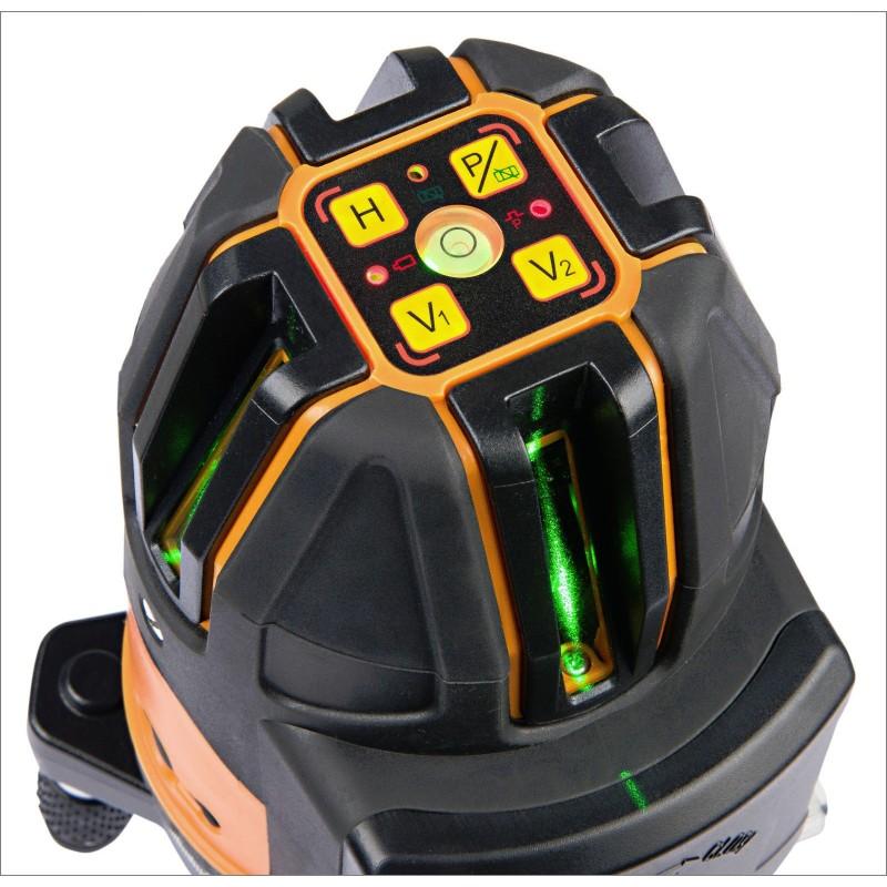 Laser à lignes VERT - FLG64 GREEN HP Geo Fennel
