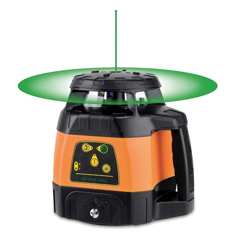 Laser FLG245HV-GRENN automatique sans cellule