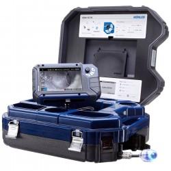 Caméra d'inspection Wöhler VIS700 30 m tête interchangeable