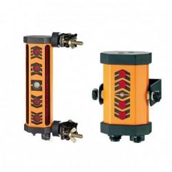 Détecteur FMR 700-M/C (Magnet+Clamp) pour guidage d'engin + FRP 707
