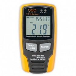 Data Logger FHT70 - T°/Humidité