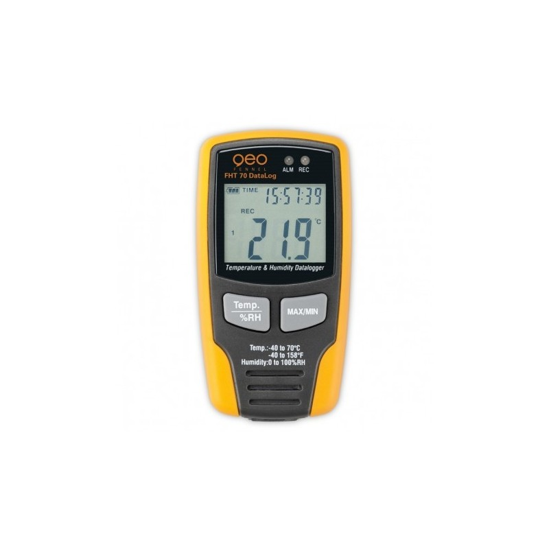 Data Logger FHT70 - T°/Humidité