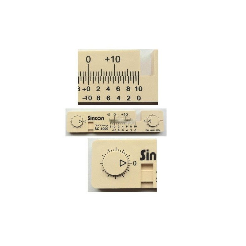 Fissuromètre Droit DME SC-1000