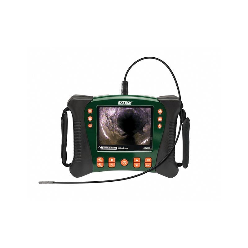 HDV610 - Vidéoscope HD avec sonde flexible 5.5mm