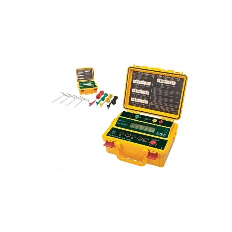 Kit de test de la résistance à la terre 4 fils GRT300