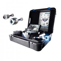 Caméra d'inpection Wöhler VIS 350 PLUS 30 m tête interchangeable