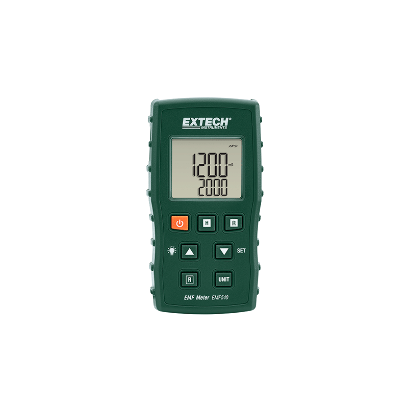 Mesureur de champ Extech EMF510 : Compteur EMF/ELF