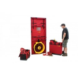 BLOWER DOOR RETROTEC EU6100...