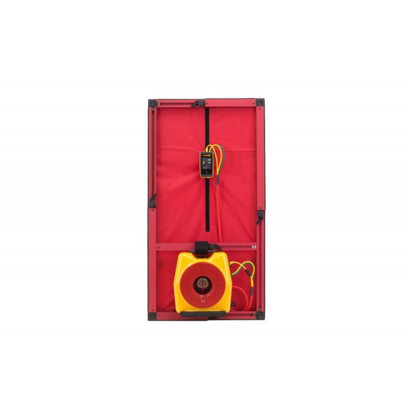 BLOWER DOOR RETROTEC EU301 - 1x FAN300 + DM32