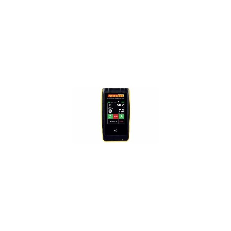 Gauge digital DM32 WIFI RETROTEC - sans accessoires