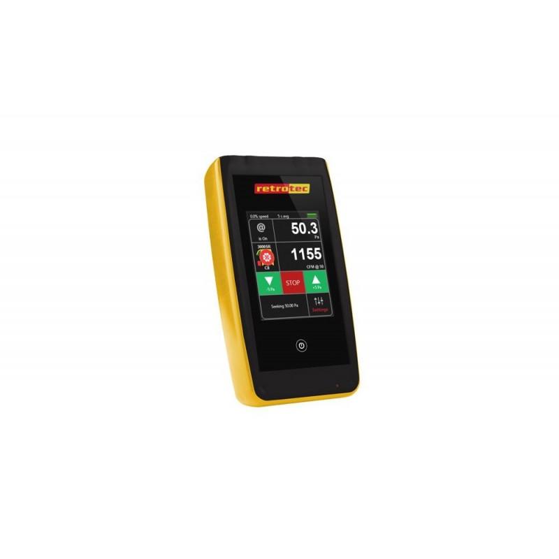 Gauge digital DM32W WIFI RETROTEC - sans accessoires