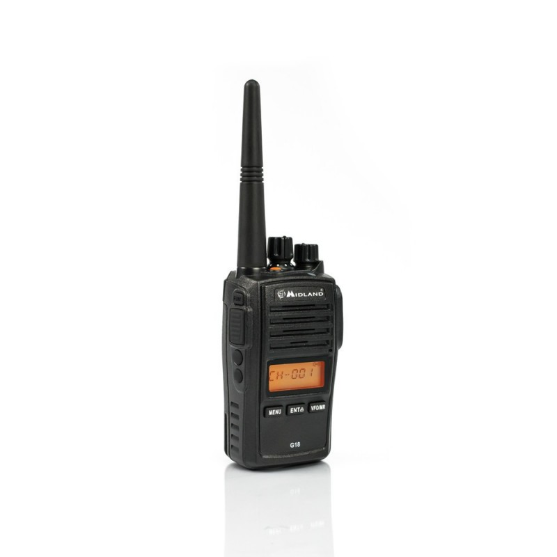 RADIO EM/REC ALAN MIDLAND G18 IP67