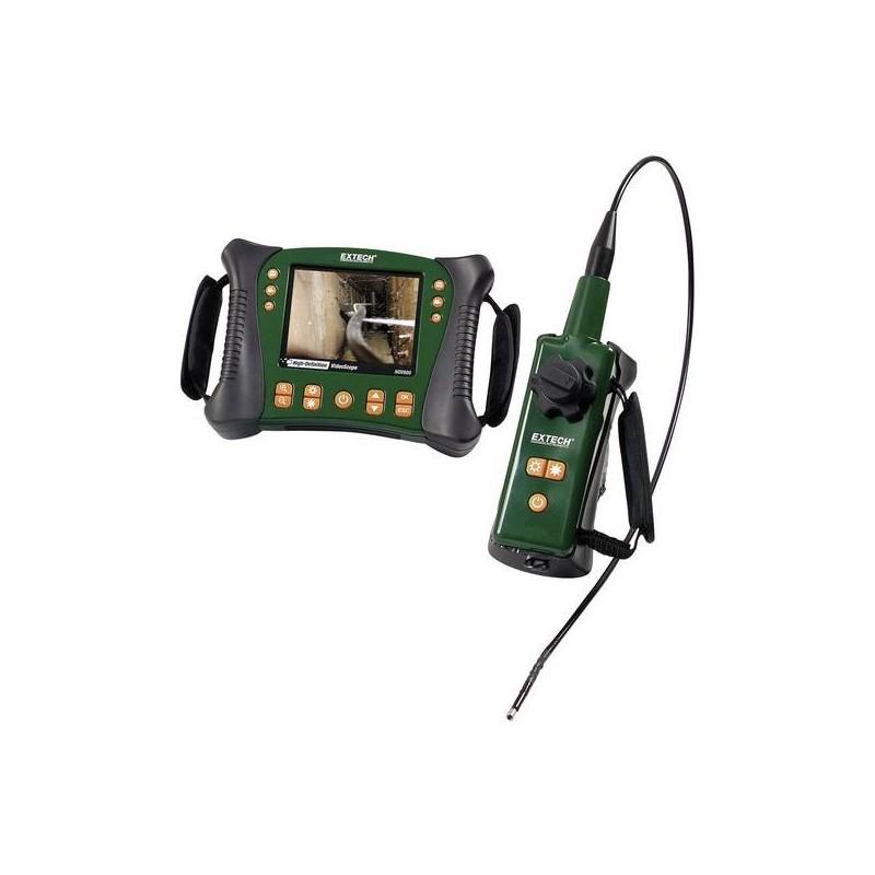 HDV640W - Vidéoscope HD avec combiné sans fil / sonde articulée