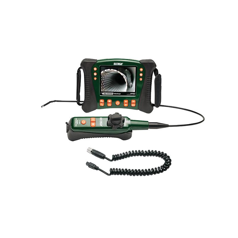 HDV640 - Vidéoscope HD avec combiné / sonde Articulée