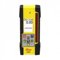 Laser Leica RUGBY CLA + CLX700 + CC COMBO + Lion double pente