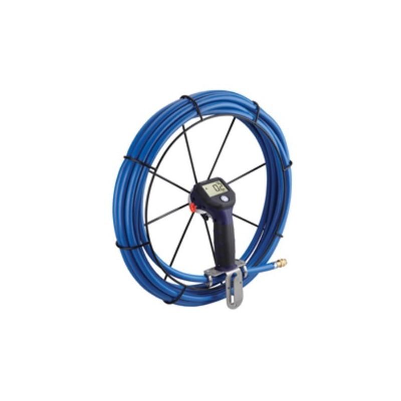 Kit de Nettoyage de gaine de ventilation à air comprimé Wöhler