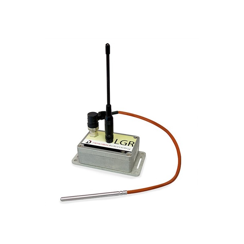 Data Logger Industriel LGR-37 Newsteo pour thermocouple