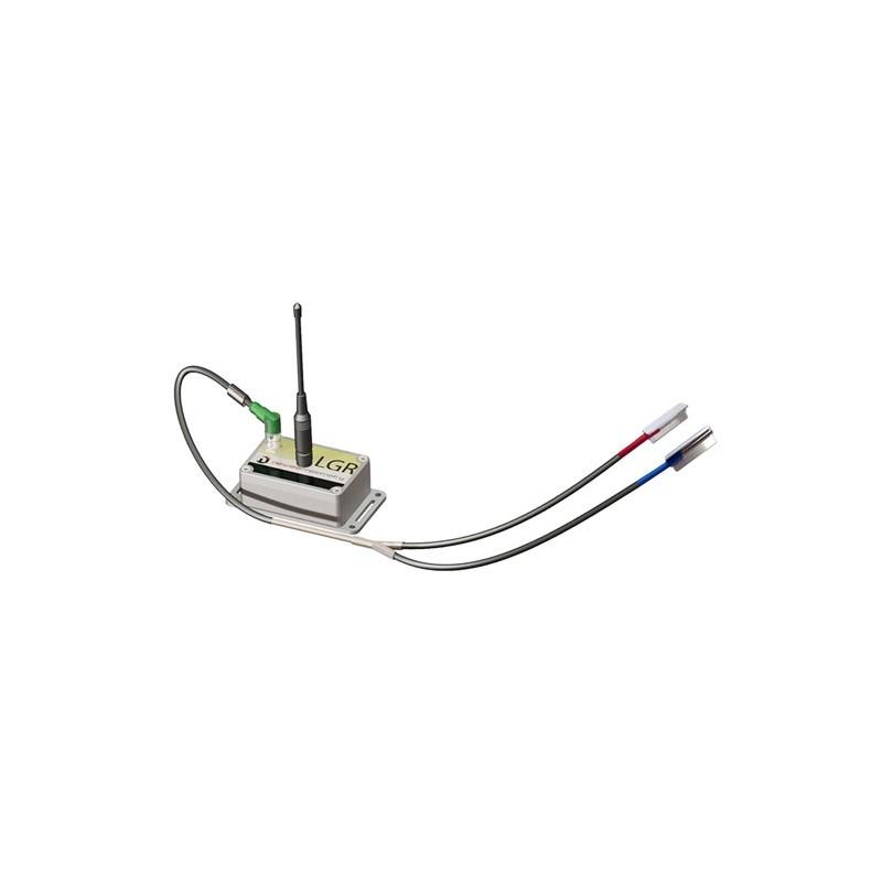Data Logger Industriel LGR-46 IP65 Newsteo pour 2 sondes externe Température