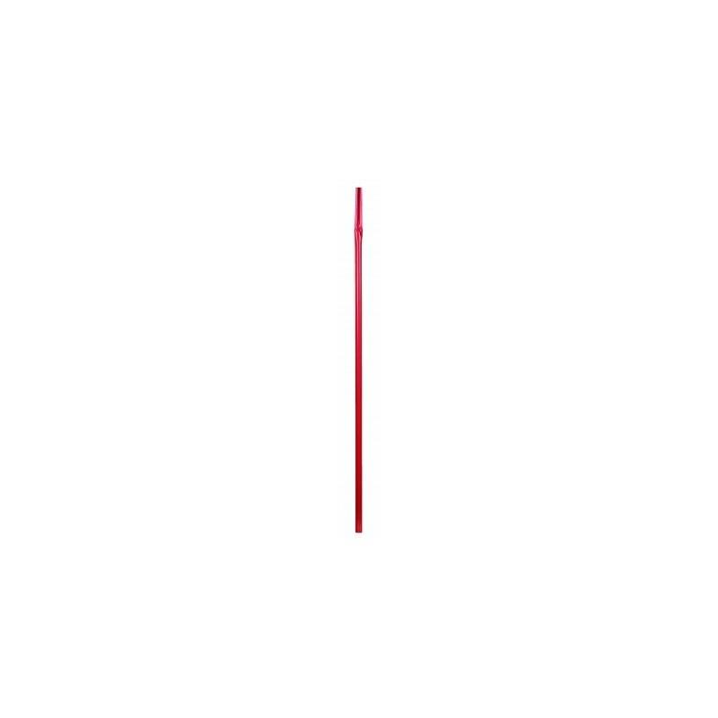 Pic jalonnette rouge L-850mm pour plantoir FENO