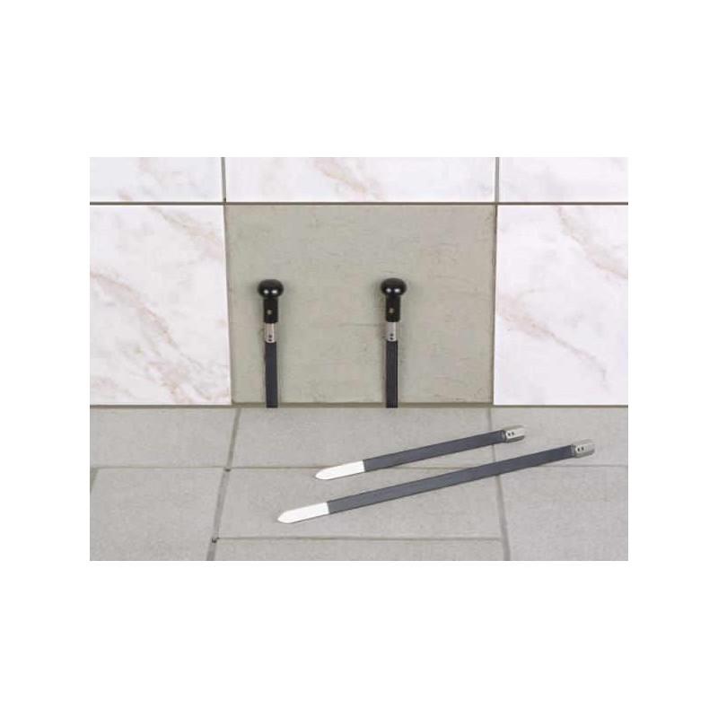 ELECTRODES M 6-Bi 300 Flat electrode pair