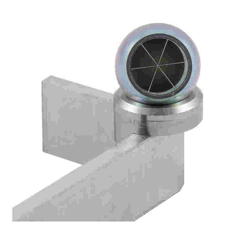 Base aimanté coin INT force pour prisme boule Ø 38,1mm Bohnenstingl