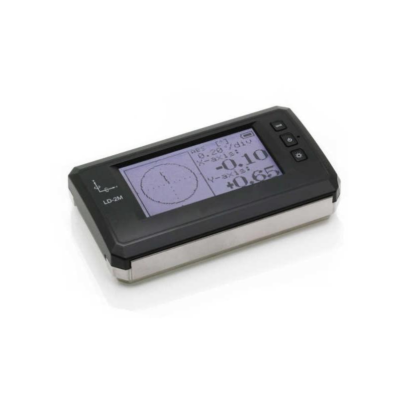 LD-2M : Inclinomètre à deux axes avec affichage numérique