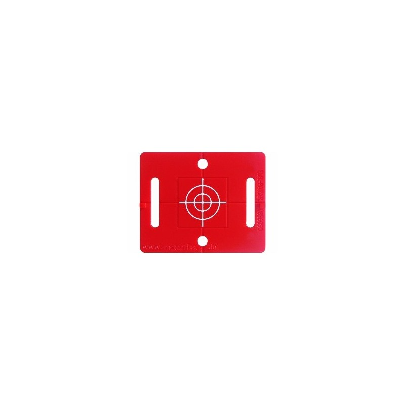 Plaquettes de mesure polyvalentes RS70 Rouge